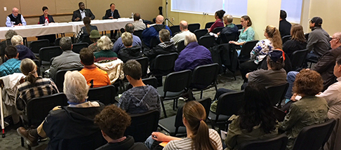 CCI Hosts Candidates Forum for BOC Chair Seat
