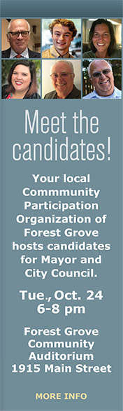 CPO 12F hosts candidates for Mayor and City Council!