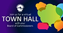 County Board hosts town hall on 2021 priorities