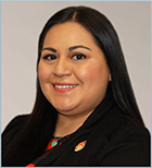 Program Coordinator Christina Barboza