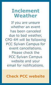 CPO 4M Inclement Weather Guidelines