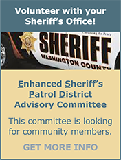 ESPD Advisory Committee is looking for community members.