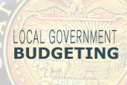 Local government budgeting in Oregon.