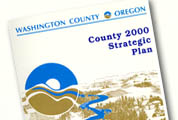 Original Washington County Strategic Plan: County 2000