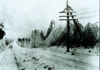 winter storm power lines