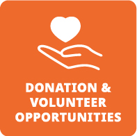 Donation & Volunteer Opportunities
