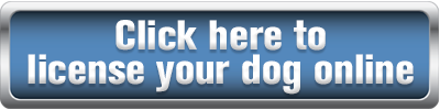 Online Dog License Button