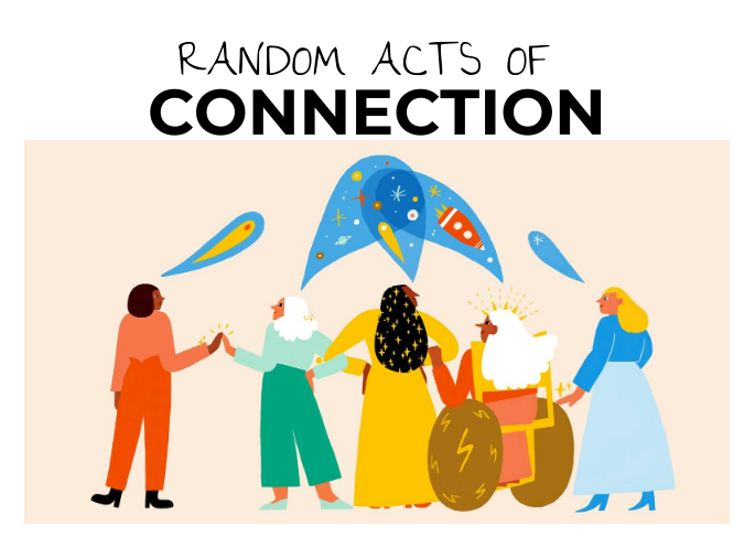 Random Acts of Connection Graphic