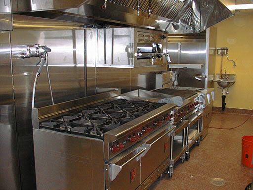 Restaurant Kitchen Units food commissary