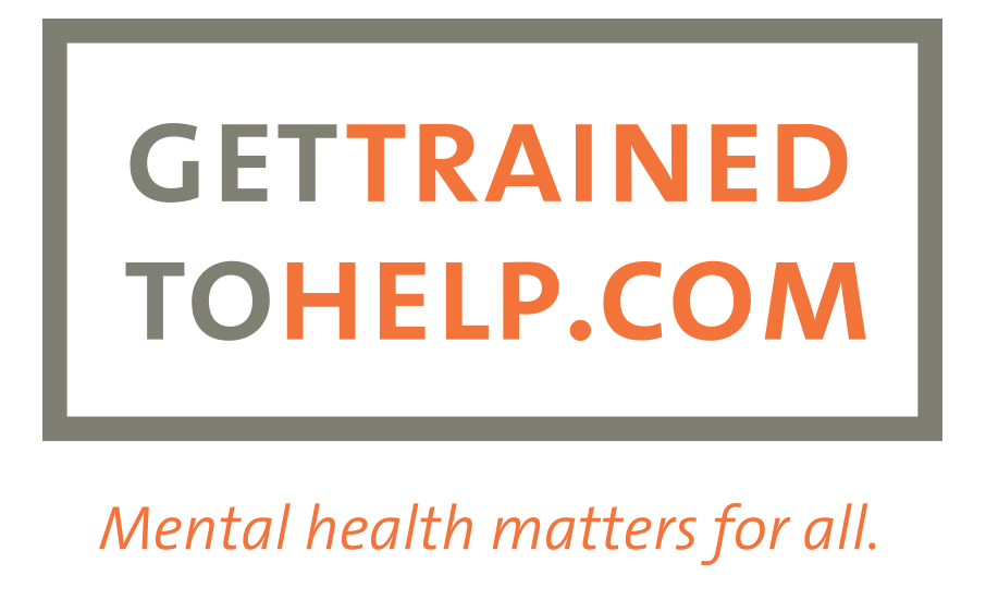 Get Trained To Help