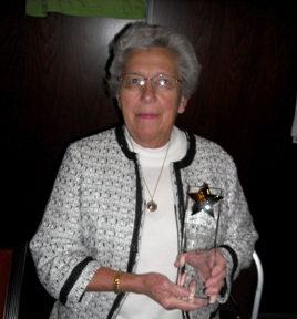 Betty Pomeroy is named Outstanding Oregon Woman Veteran of the Year