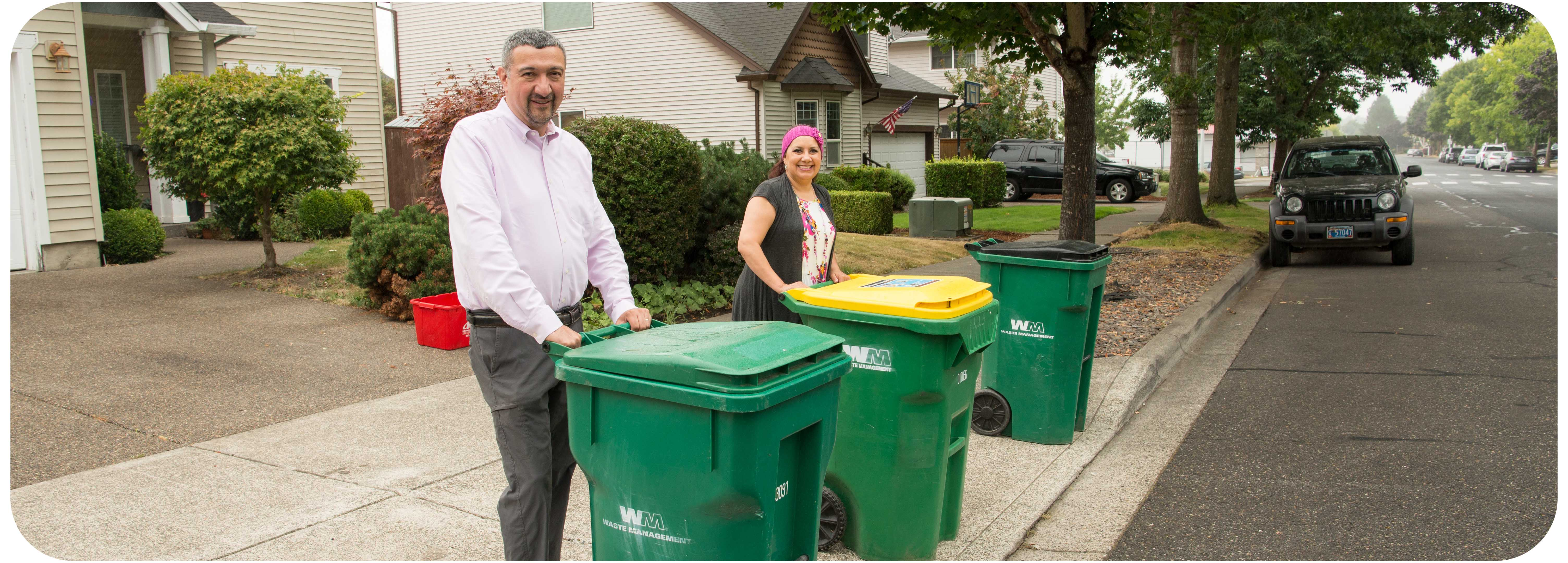 Garbage Recycling Services