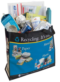 Multifamily Recycling Bag