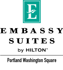 Embassy Suites Washington Square logo