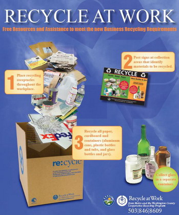Recycle at Work Flyer