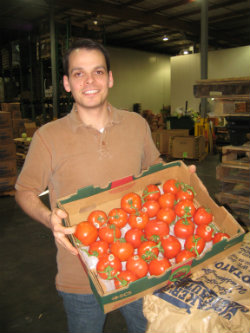 Caruso Produce donates food