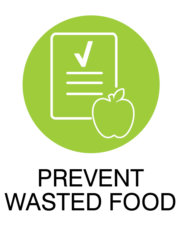 Prevent Wasted Food