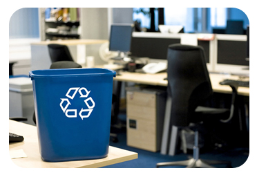 workplace recycling