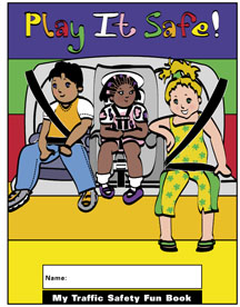 Play It Safe Activity Book