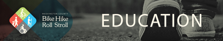 Education page header