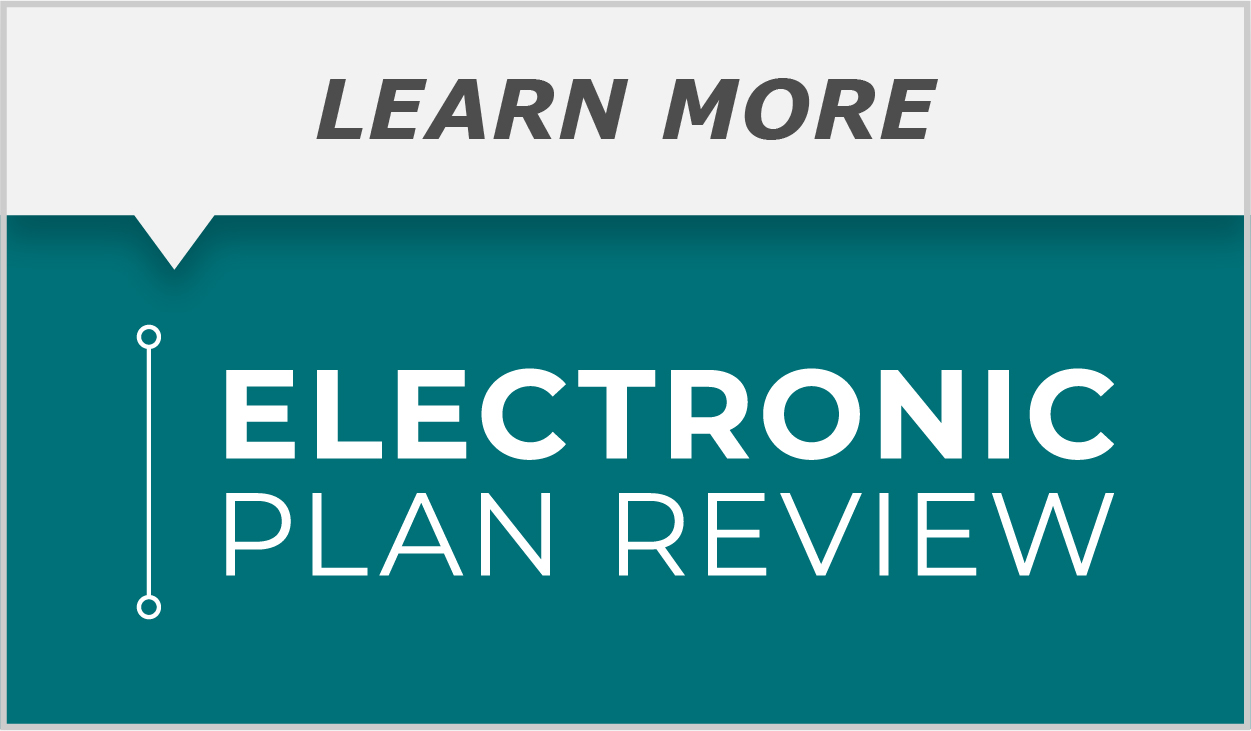 Electronic Plan Review Callout
