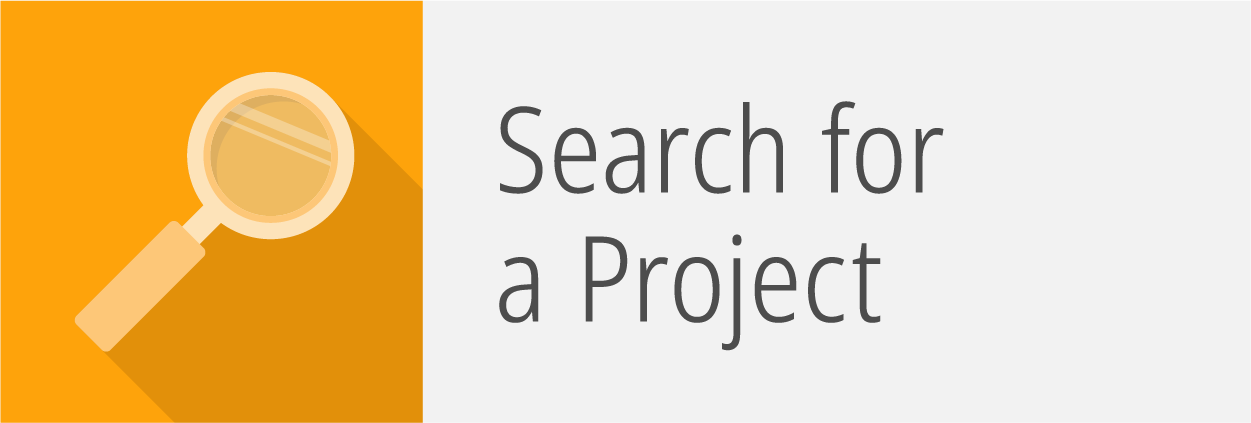 Search for a project