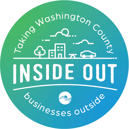 Inside Out: Taking Washington County businesses outside