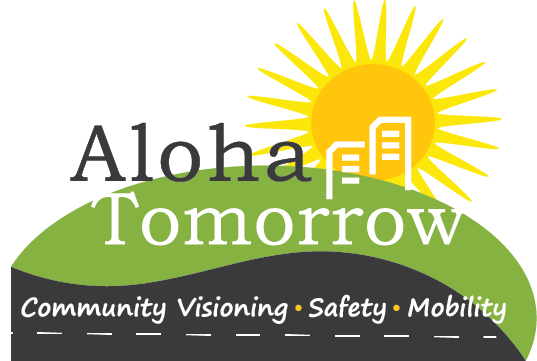aloha tomorrow logo