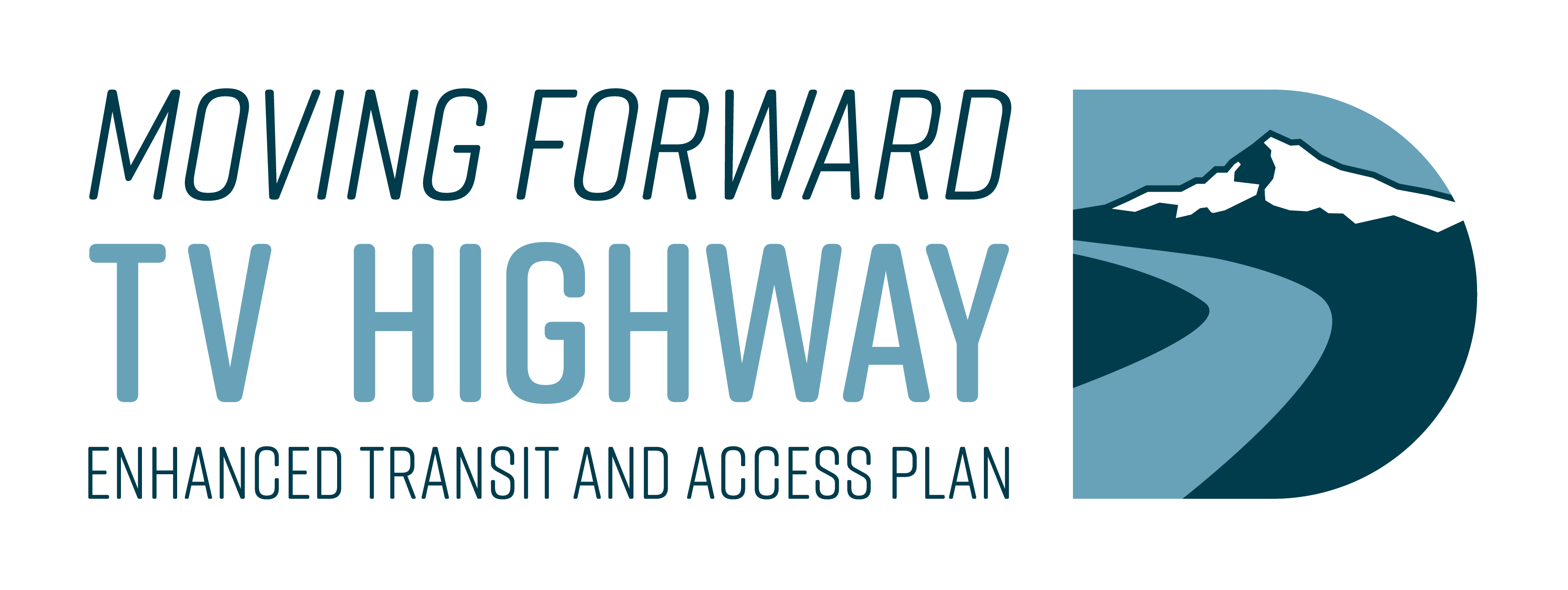Moving Fwd TV Hwy Map Logo