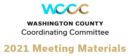 WCCC Meetings 2021
