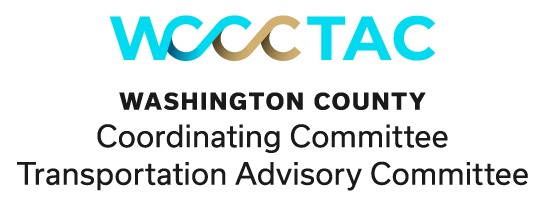 Washington County Coordinating Committee Transportation Advisory Committee