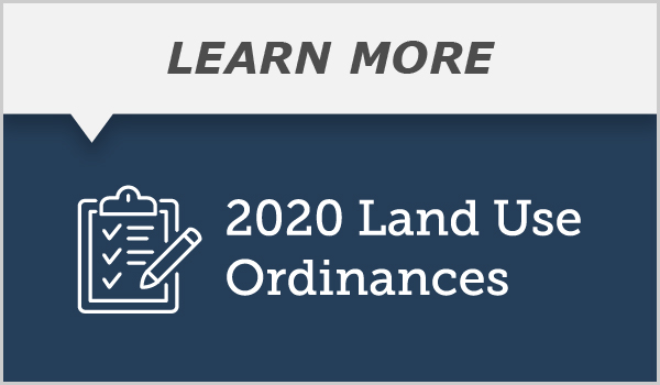 Land Use Ordinance Call out