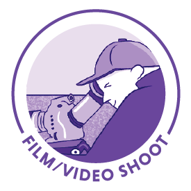 Film and video permits