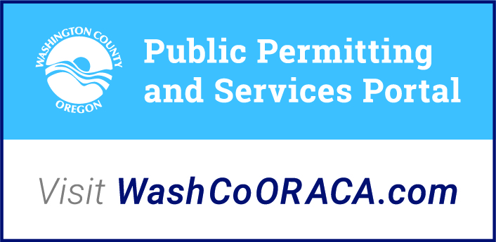 Wash Co Permit Portal Call Out