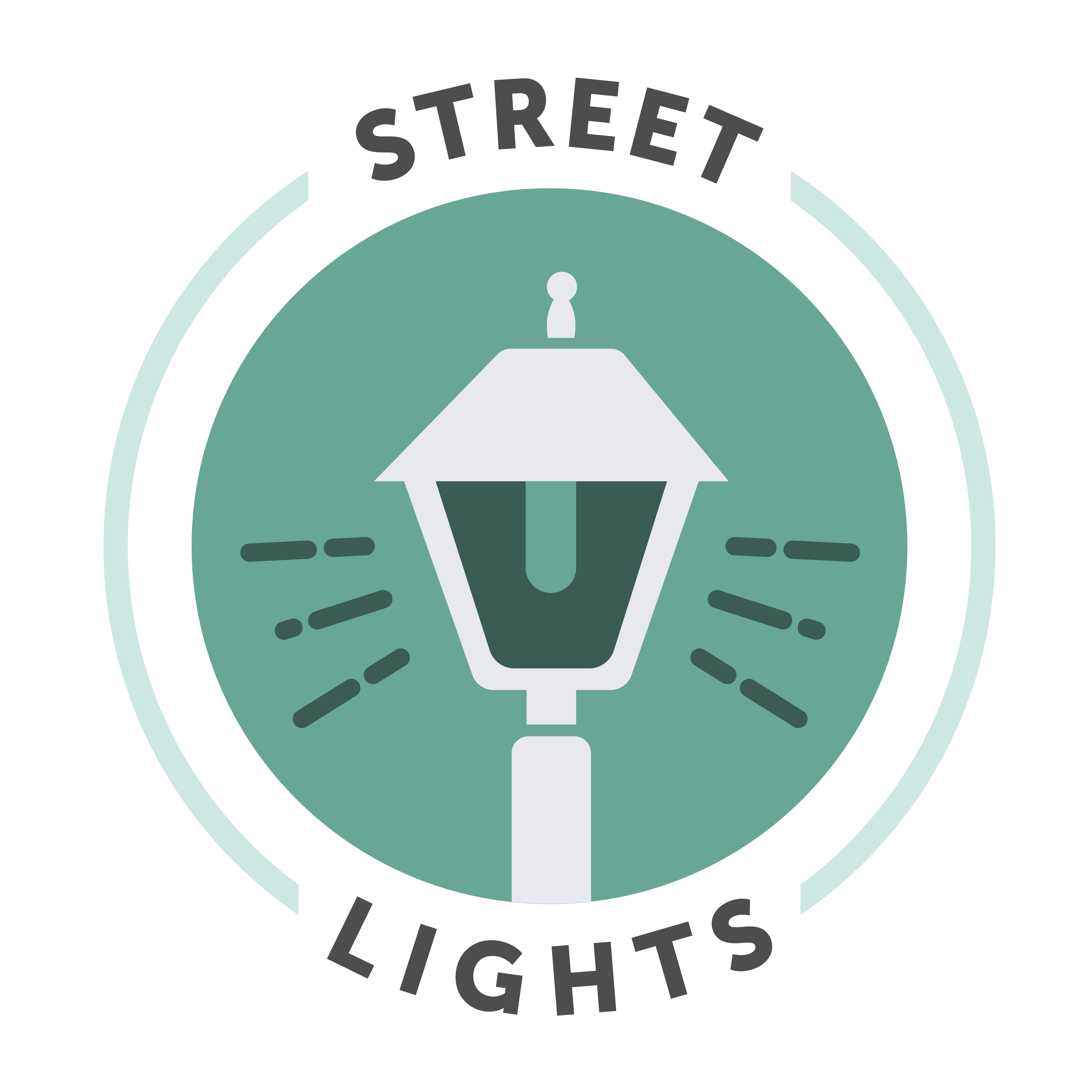 updated street light icon