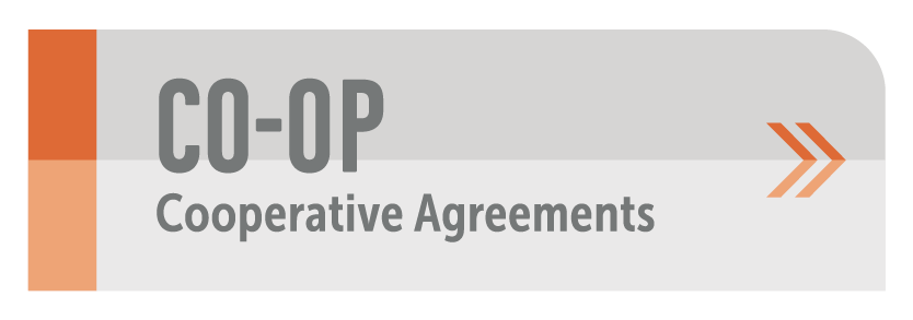 Co-Op Agreement