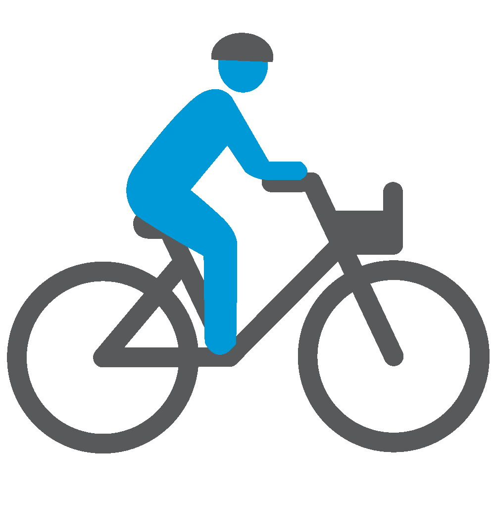 Neighborhood Bikeway Logo