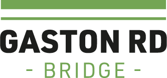 Gaston Road Bridge Replacement logo