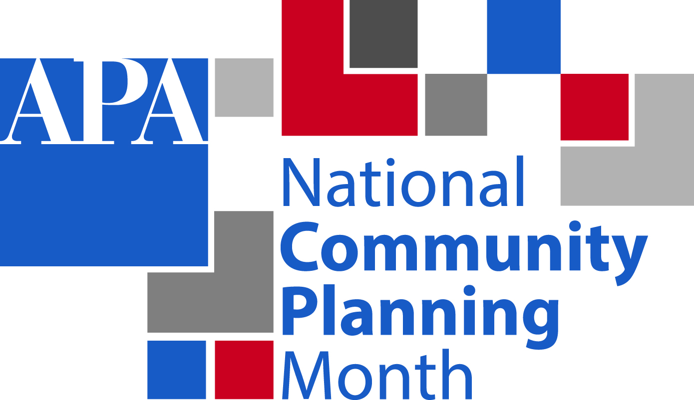 National Community Planning Month 2018