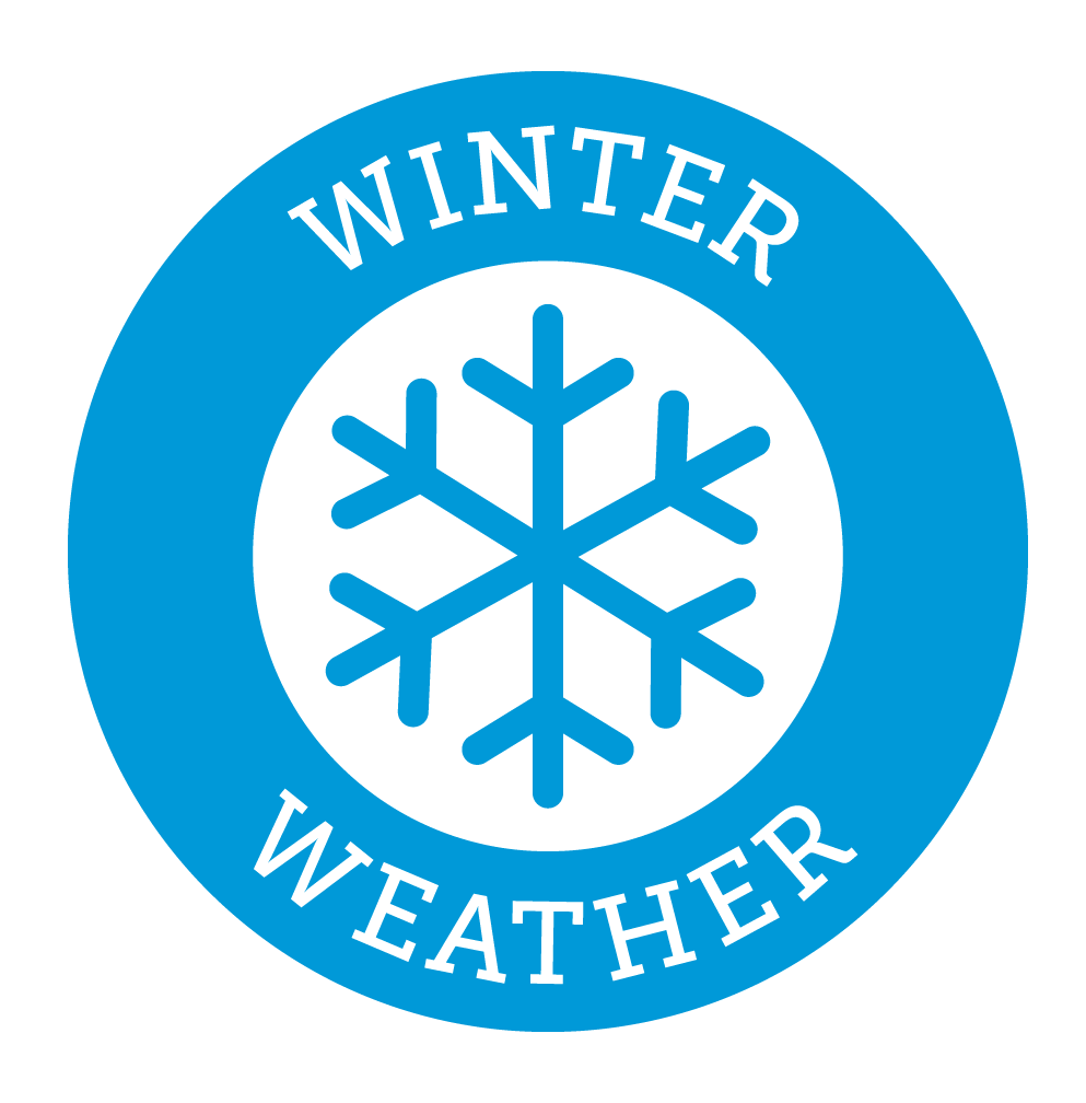 Washington County winter weather and road conditions