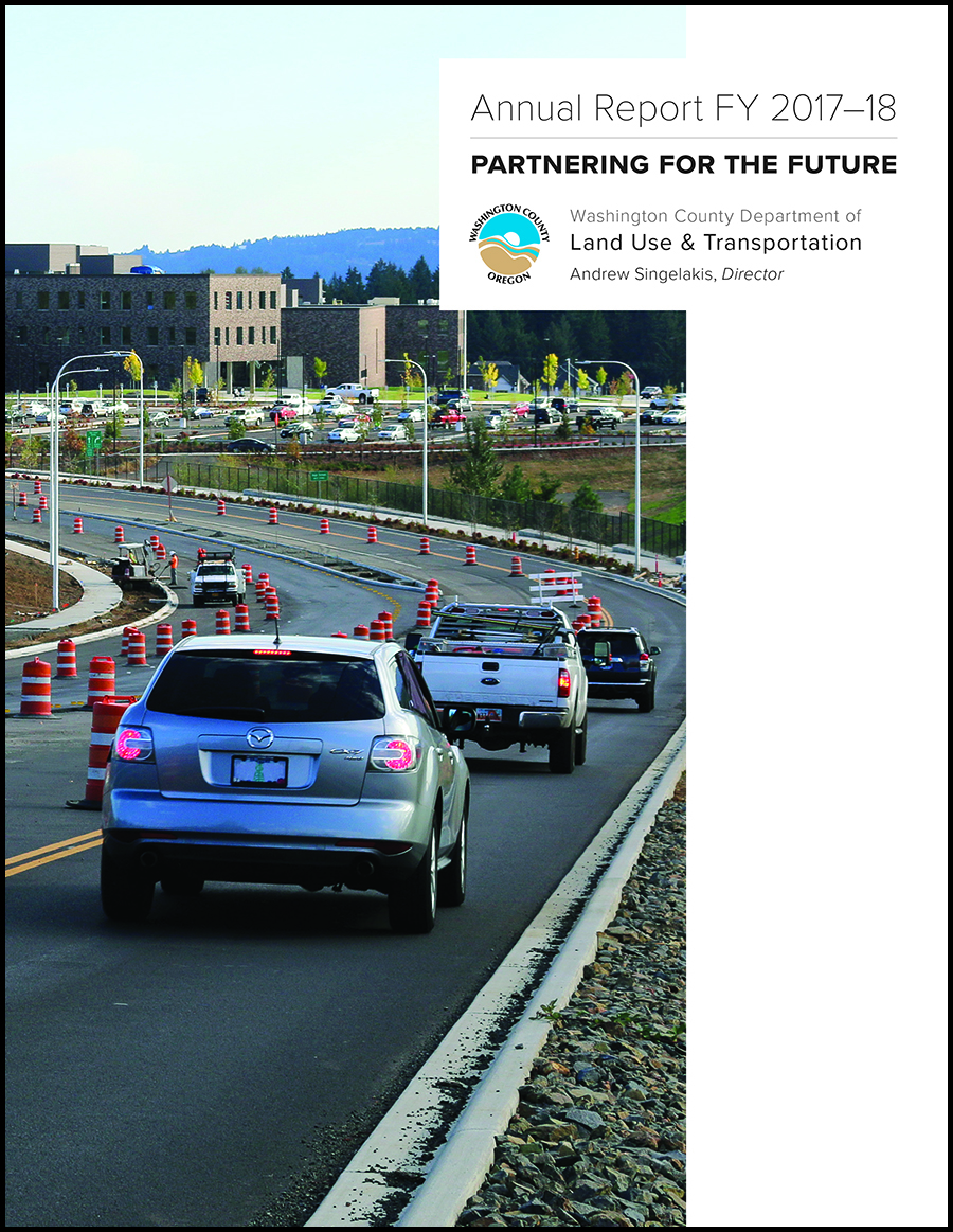 Partnering for the Future: FY 2017-18 Annual Report