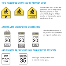 ODOT School Zone Brochure