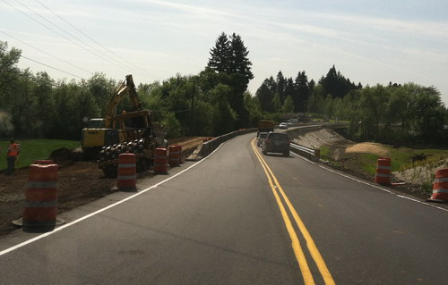 Glencoe Road Bridge Replacement