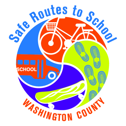 SRTS Safe Routes to Schools logo