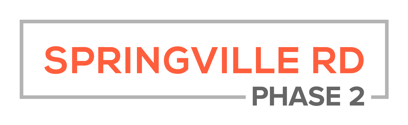 Springville Road Phase 2