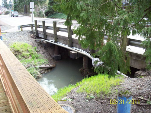 Oleson Road Bridge