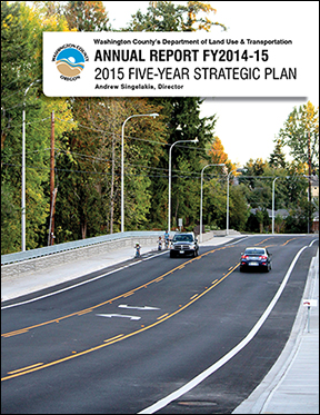 2015 Annual Report Strat Plan Cover