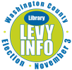 2015 Library Levy Logo