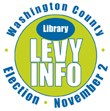 2010 Library Levy Renewal Logo