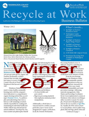 Business Bulletin 2012 Winter